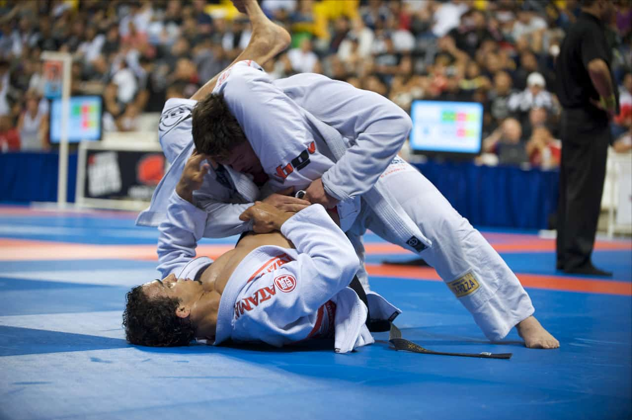 Jiu-Jitsu brésilien : le guide de survie